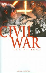 Civil War Script Book Trade Paperback TPB